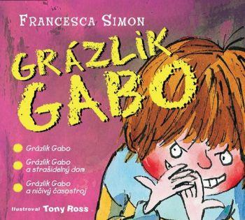 Grázlik Gabo (CD s 3 titulmi) - audiokniha
