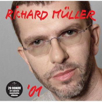 Müller Richard - 01 (2021 Reedice) CD