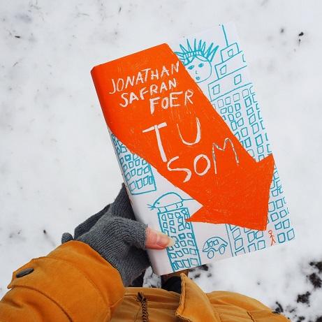 Jonathan Safran Foer: Tu som