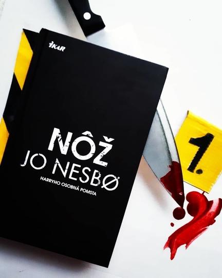 Jo Nesbø: Nôž
