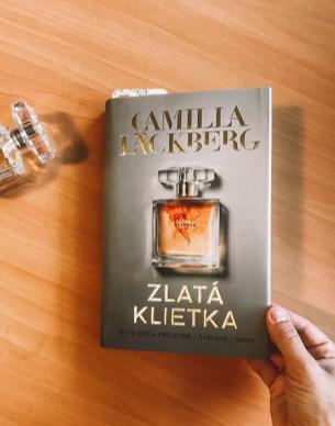 Camilly Läckberg: Zlatá klietka