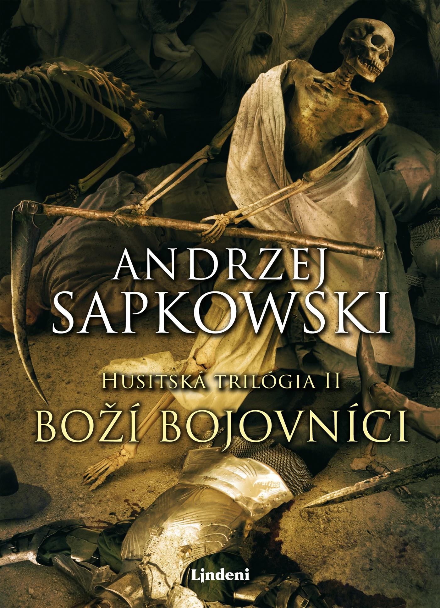 Obálka knihy Boží bojovníci  (Andrzej Sapkowski)